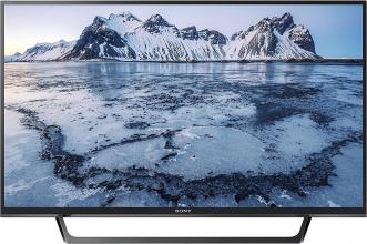 "Телевизор Sony KDL-49WE665 BRAVIA 49"" Full HD, Edge LED, Processor X-Reality PRO, Smart TV"