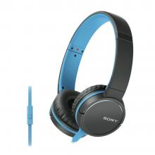 Слушалки Sony MDR-ZX660AP, Сини (MDRZX660APL.CE7)