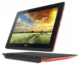 Таблет ACER Aspire Switch SW3-013-13Y7 (NT.G0QEX.011) Червен