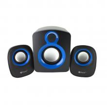 Тонколони Kisonli T-008 USB Speakers 2.1