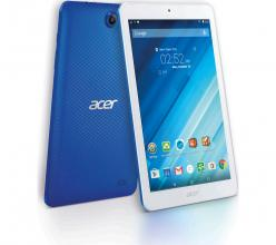 "Таблет Acer Iconia B1-850-K2FD 8.0"" IPS HD, 16GB eMMC, Син"