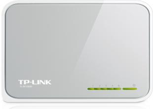 Switch TP-Link 5-Port 10/100Mbps - TL-SF1005D
