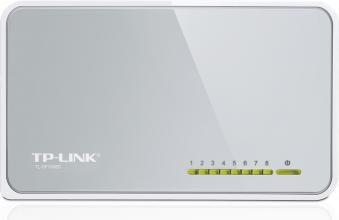 Switch TP-Link 8-Port 10/100Mbps - TL-SF1008D