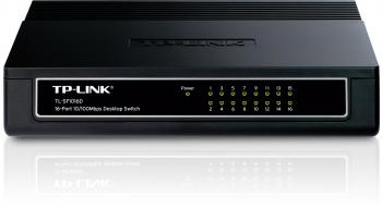 Switch TP-Link 16-Port 10/100Mbps - TL-SF1016D