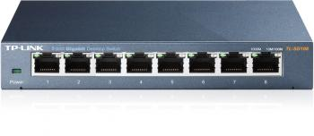 Switch TP-Link 8-Port Gigabit - TL-SG108