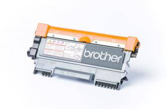 Оригинална тонер касета BROTHER TN-2210