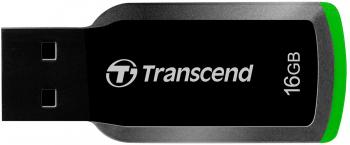 Transcend 16GB JETFLASH 360 (Green)