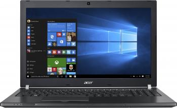 "Acer TravelMate P658-MG, 15.6"" FHD, i7-6500U, 8GB DDR4, 500GB HDD + 128GB SSD, GF 940M, Win 10, Черен"