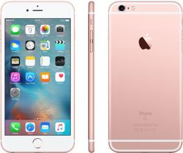 Преоценен Apple iPhone 6s Plus Rose Gold