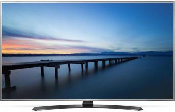 "Телевизор LG 43UH668V, 43"" 4K UltraHD TV, Smart"