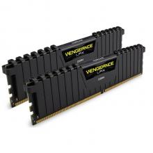 Corsair Vengeance® LPX 32GB (2x16GB) DDR4 DRAM 3000MHz C15 Kit - Black
