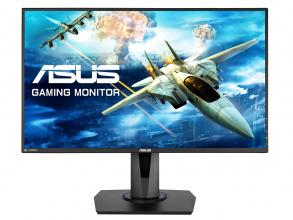 "Геймърски монитор ASUS VG275Q 27"" TN FHD(1920x1080), 1ms, Flicker free"