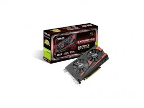 Видео карта ASUS GeForce® Expedition GTX 1050 2GB GDDR5 (ASUS-VC-GTX1050-EX-2GDR5)