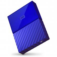 Външнен диск Western Digital MyPassport 4TB USB 3.0 (WDBYFT0040BBL)