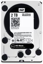 Твърд диск Western Digital 2TB, 7200rpm, 64MB Black