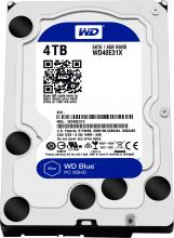 Твърд диск Western Digital 4TB + 8GB SSHD 64MB Blue