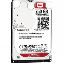 Твърд диск Western Digital Red 750GB (WD7500BFCX)