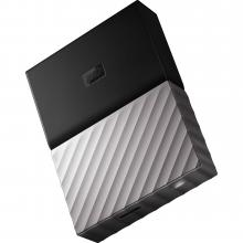 Външен диск Western Digital MyPassport Ultra 2TB USB 3.0, Сив (WDBFKT0020BGY)