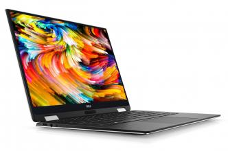 "Dell XPS 13 9365 (5397063994205) 13.3"" QHD+ Touch, Intel Core i5-7Y54, RAM 8GB, 256GB SSD, Intel HD Graphics 615, Windows 10, Сив"