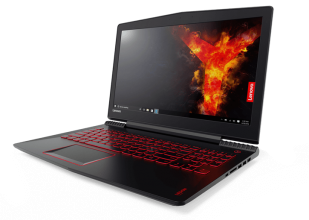 "Lenovo Legion Y520(80WK008WBM) 15.6"" IPS FHD, Intel Core i5-7300HQ, 8GB RAM, 16GB SSD+1TB HDD, GTX 1050 4GB, Черен"