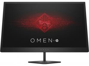 "Геймърски монитор HP OMEN Z7Y57A9, 24.5"" Full HD (1920x1080), 1ms, 144Hz, (Z7Y57A9)"