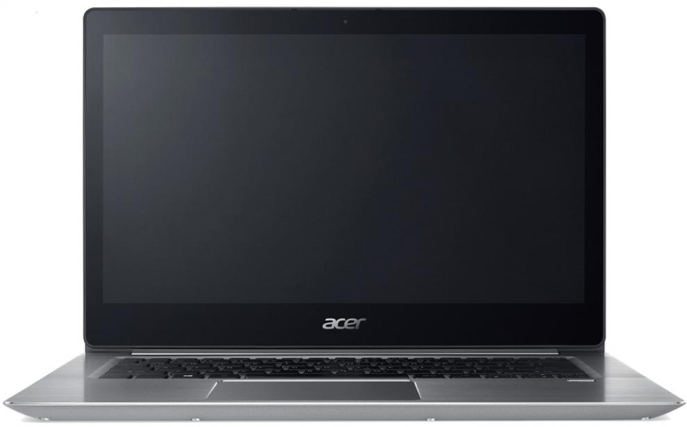 "UPGRADED Acer Aspire Swift 3 Ultrabook (NX.GNUEX.001) 14.0"" FHD, i3-7100U, 4GB RAM, 256GB SSD, Win 10, Сребрист"