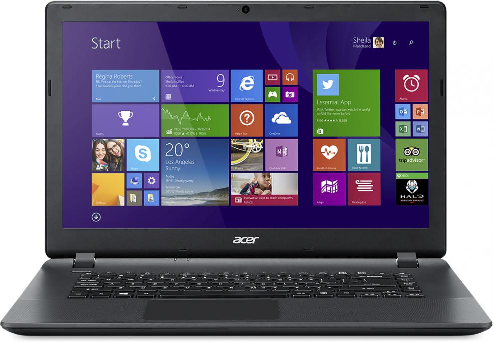 Acer Aspire ES1-520-51YM AMD Quad Core A4-5000 (1.5GHz), 4GB, 500GB, NX.G2JEX.021