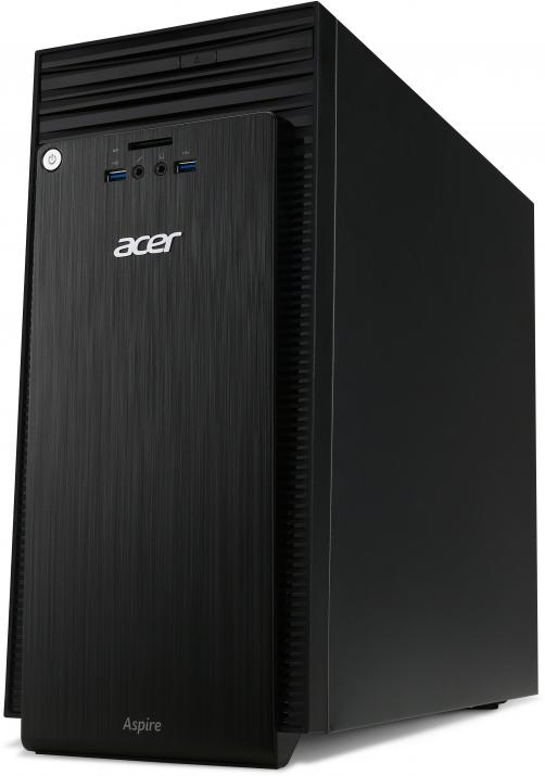 Компютър Acer Aspire TC-705 Intel Pentium G3250 3.20GHz,4GB DDR3,1TB HDD,NVIDIA GeForce GT720 2GB