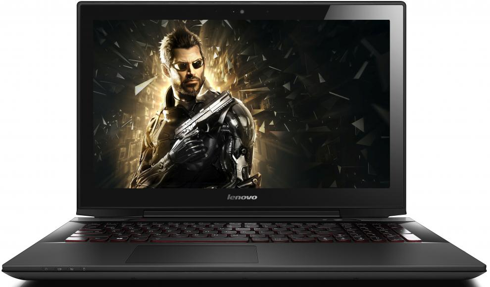 Геймърски лаптоп Lenovo IdeaPad Y50-70, Intel Core i7-4720HQ (up to 3.6Ghz) 8GB RAM, 1TB SSHD, nVidia GTX 960M 4GB, 59442641