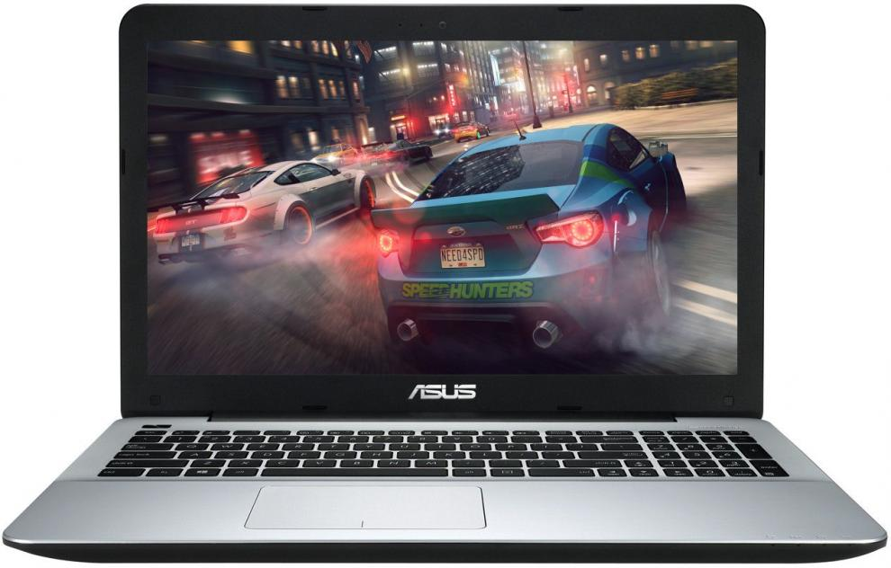 ASUS F555LAB-XO660D, Intel i5-5200U, 4GB, 1TB, Черен