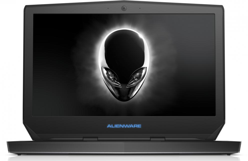 "Dell Alienware 13 13.3"" FHD, Intel Core i7-6500U,  8GB RAM, 256GB SSD, GTX 960M 2GB, Сив"