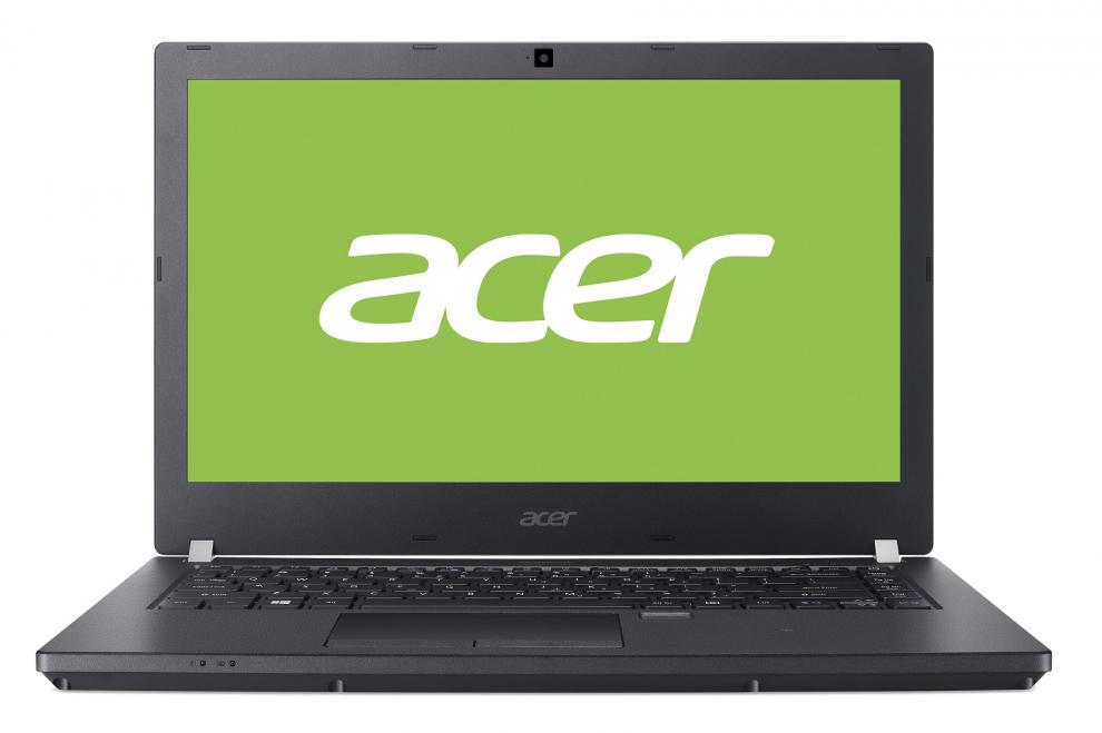 "UPGRADED Acer TravelMate TM449 (NX.VEFEX.001) 14.0"" HD, i3-7100U, 4GB RAM, 256GB SSD, 1TB HDD, Черен"