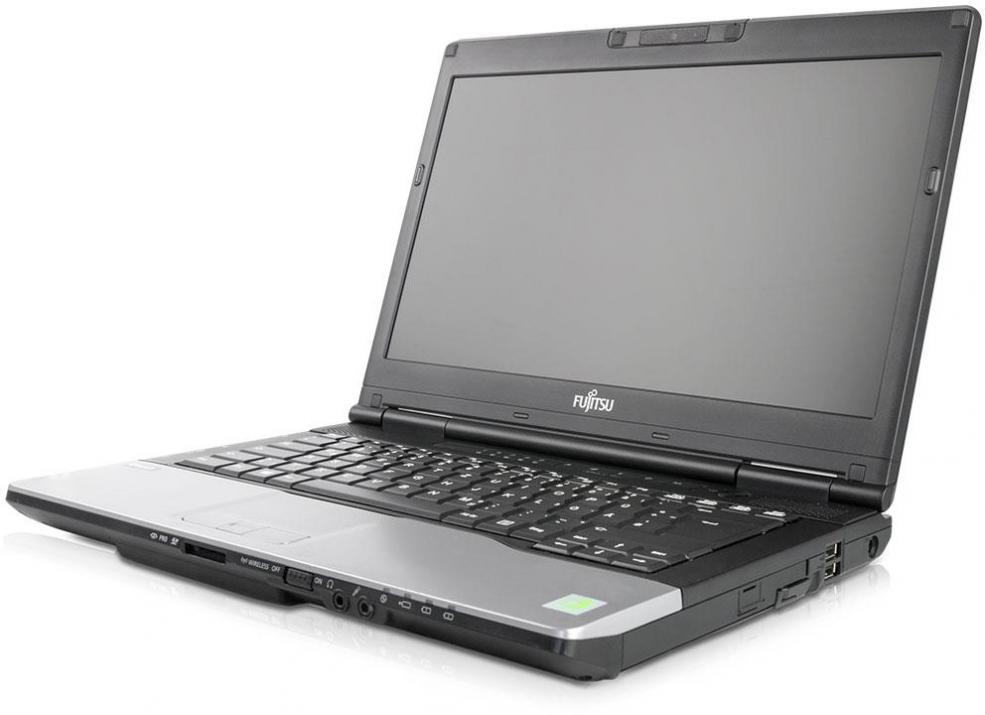 "UPGRADED Fujitsu LifeBook S752, 14"", i5-3320M, 4GB RAM, 240GB SSD"