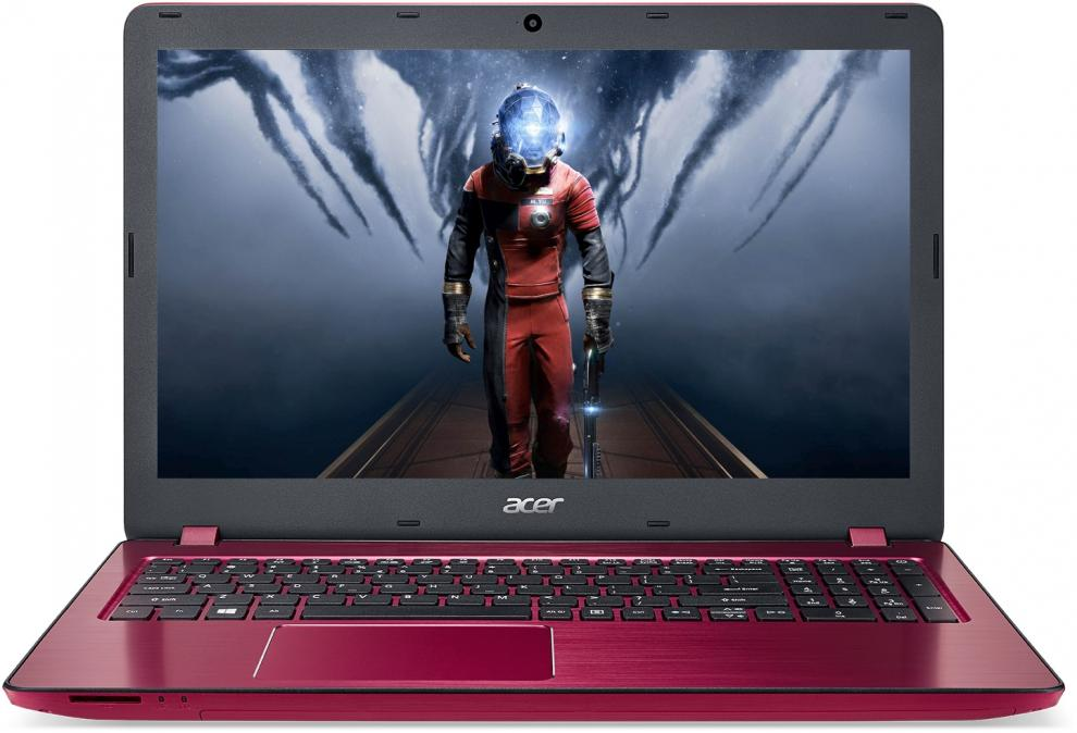"UPGRADED Acer Aspire F5-573G (NX.GK2EX.001) 15.6"" FHD, i7-7500U, 32GB RAM, 1TB HDD, GTX 950 4GB DDR5, Червен"