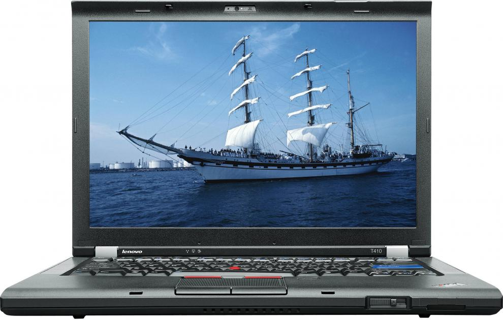"Lenovo ThinkPad T410 14.1"" 1440x900, i5-560M, 3GB RAM, 160GB HDD, No cam"