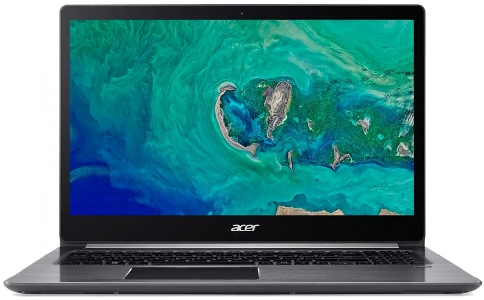 "Acer Aspire Swift 3 Ultrabook (NX.GV7EX.008) 15.6"" FHD IPS, AMD Ryzen 3 2200U, 4GB RAM, 256GB SSD, Radeon Vega Graphics, Win 10, Сребрист"