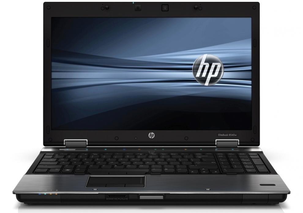 "Workstation HP EliteBook 8540W, 15.6"" 1600x900, i7-620M, 8GB RAM, 240GB SSD, FX880M, Cam, Win 10"