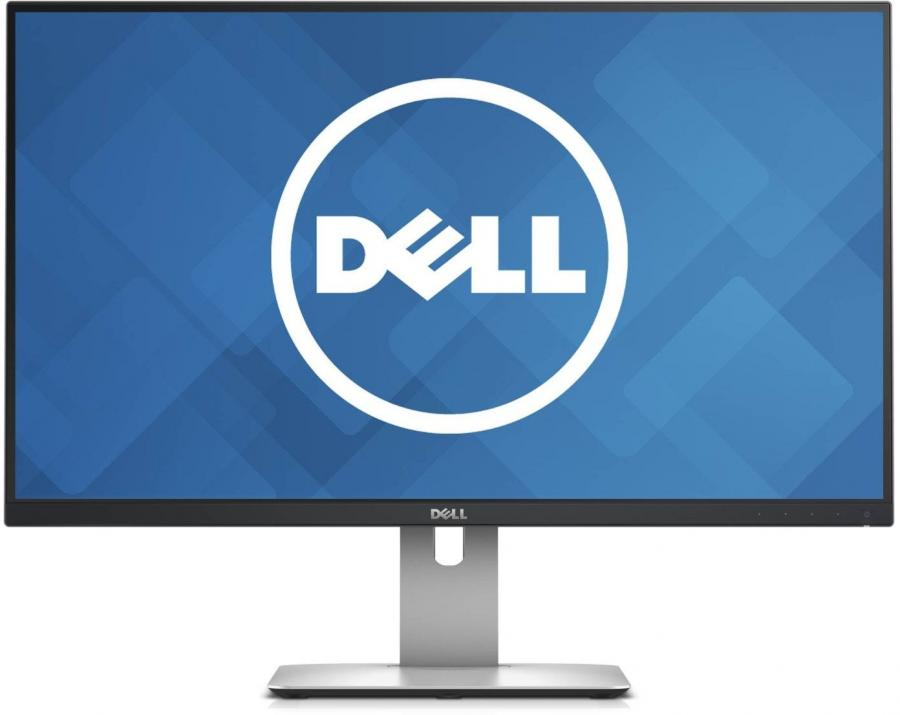 "Dell U2715H, 27"" IPS 2560x1440 UltraSharp"