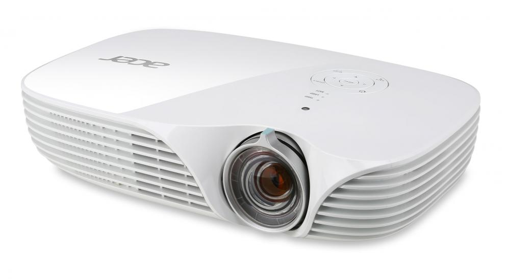 Проектор Acer Projector K138STi DLP LED, WXGA (1280x800) (MR.JMQ11.001)