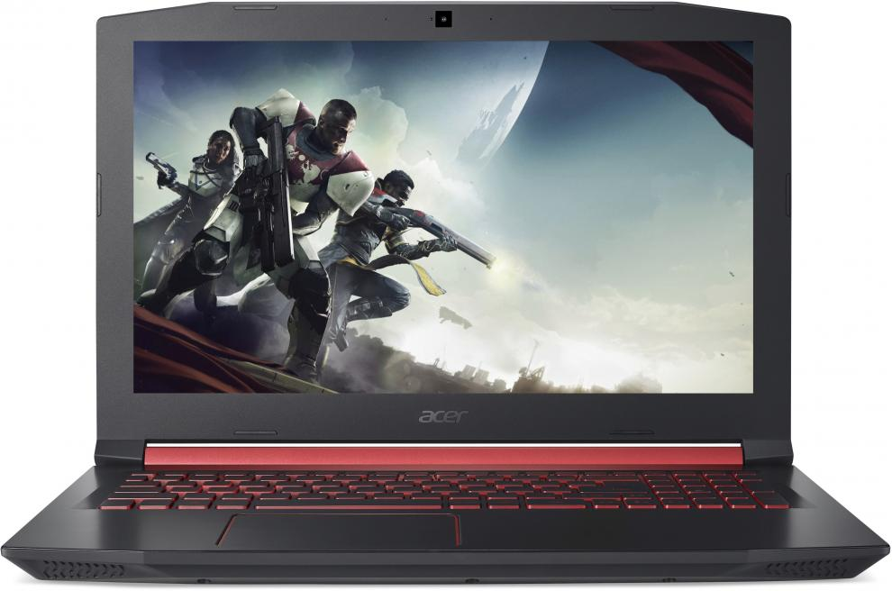 "UPGRADED Acer Aspire Nitro 5, 15.6"" FHD IPS, AMD FX-9830P, 8GB DDR4, 512GB SSD, 1TB HDD, AMD RX 550 4GB, Win 10, Черен (NH.Q2UEX.008)"