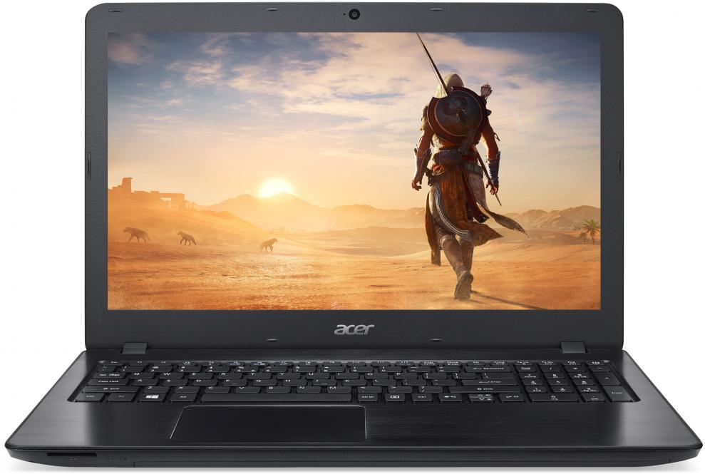 "UPGRADED Acer Aspire F5-573G-78WE (NX.GFJEX.008) 15.6"" FHD, i7-7500U, 8GB DDR4, 256GB SSD, 1TB HDD, GTX 950M, Черен"